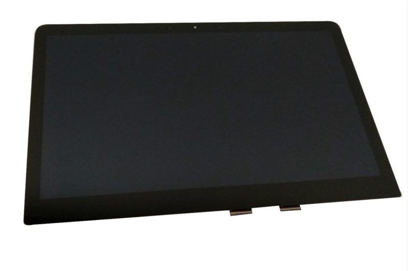 UHD مصفوفة شاشة إل سي دي باللمس شاشة LCD الجمعية ل HP شبح X360 15-AP007ND 15-AP010NA 4 كيلو شاشة lp156UD1