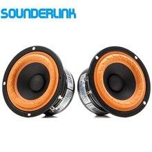 """Sounderlink Audio Labs 3 """"Hi Fi высокочастотные колонки с полным диапазоном частот, 3 дюйма, 4 8 Ом, твитер, драйвер, средний бас, набор «сделай сам»"""