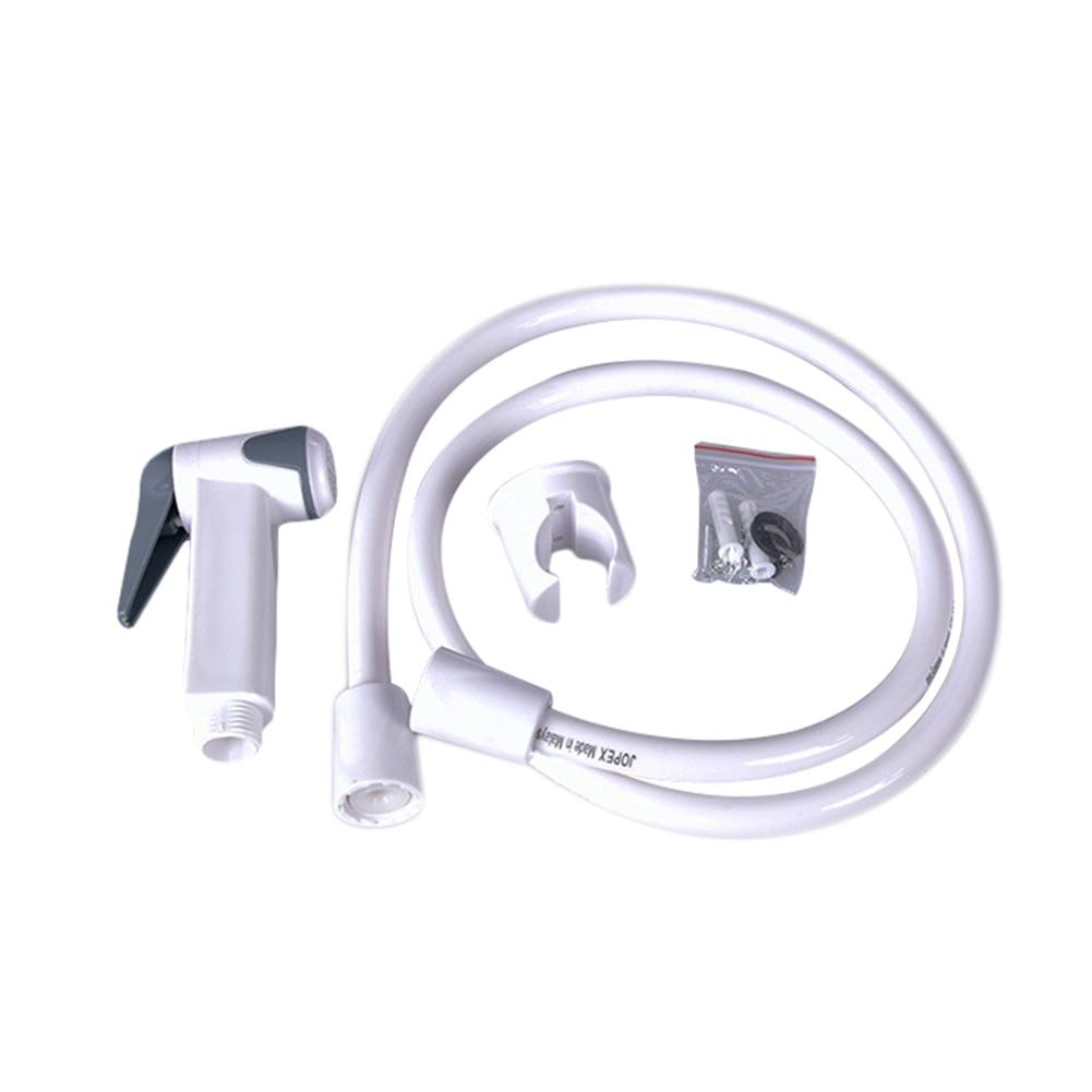 Portable Head Wash Bidet Faucet Toilet Spray Pet Shower Sprayer Handheld Head Shower ABS Toilet Spray Wsah for Bathroom Bath-KK5