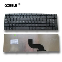 Clavier dordinateur portable GZEELE pour Acer eMachine G730 G730G G730Z G730ZG E442 E730 E732 G640 clavier de remplacement pour ordinateur portable américain noir nouveau