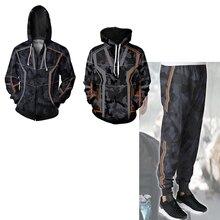 Avengers 3 Infinity War Iron Hoodie Sweatshirt Man Tony Stark Men 3D Print Hoodies Streetwear Casual Hoodies  Cospaly Coat Pants