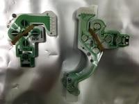 100 stücke original neue für ps4 griff controller Leitfähigen Durchführung Film Tastatur Flex Kabel band jdm 030 3,0