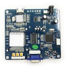 1 pièces de haute qualité Vidéo Carte Convertisseur VGA/RVB/CGA AS/EGA/YUV vers Sortie HDMI pour coffret Darcade Machines de Jeux