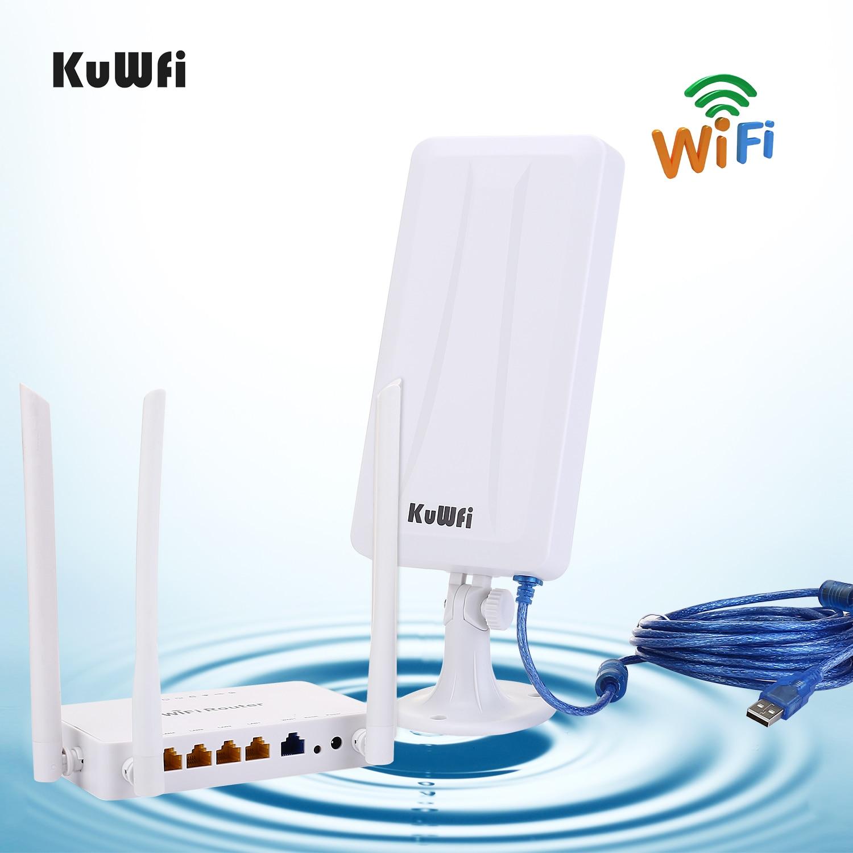 roteador sem fio aberto wrt de alta potencia 4 antenas 7dbi adaptador sem fio de