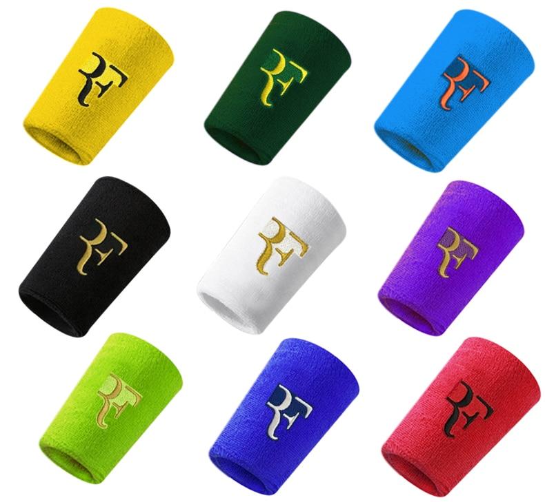 1 adet RF Spor Bracers/Bilekliği-pc/tenis raketi/tenis raketi/Nadal bileklik/basketbol