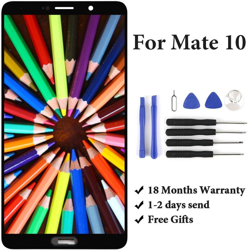 100% اختبار ل زميله 10 MT10 LCD لا الميت بكسل 1 قطعة 5.9