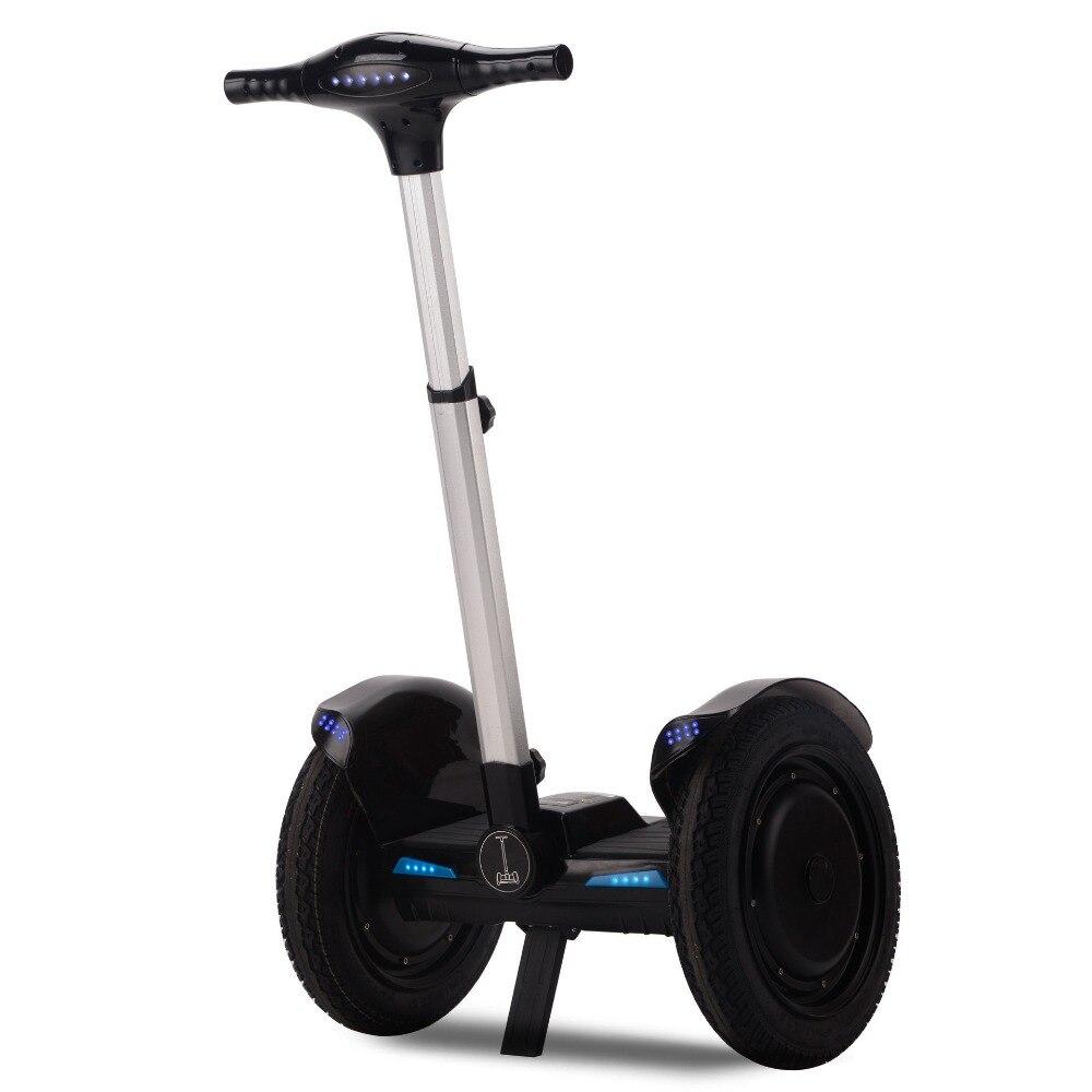 Monopatín de dos ruedas de 2 ruedas de giroskuter de equilibrio automático de 2017