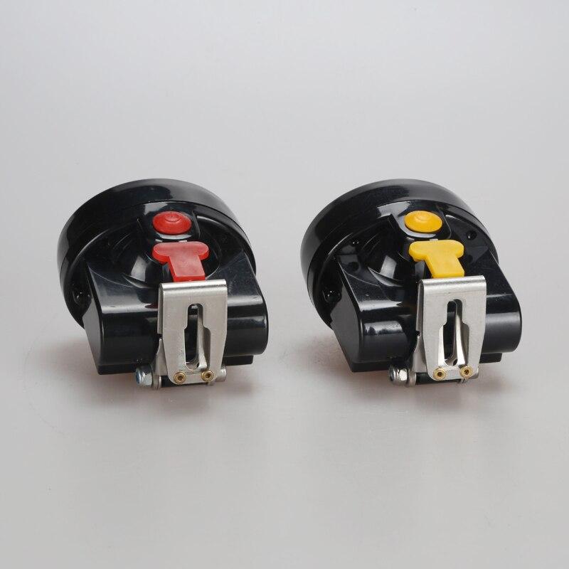 12 PCS/LOT KL2.8LM(B) LED Cap Lamp Portable Mining Headlamp Explosion-Proof Miner Light Free Shipping enlarge