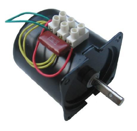 60 60KTYZ AC 110 V 18 W 5 rpm para a frente e para trás, motor da engrenagem da CA com caixa de velocidades, reversível ímã Permanente motor de engrenagem síncrona
