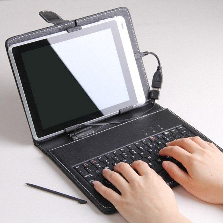 Funda universal para huawei Mate 20 Lite con teclado OTG android, funda con tapa para huawei xiaomi mix 3 4,8 a 6,8 pulgadas