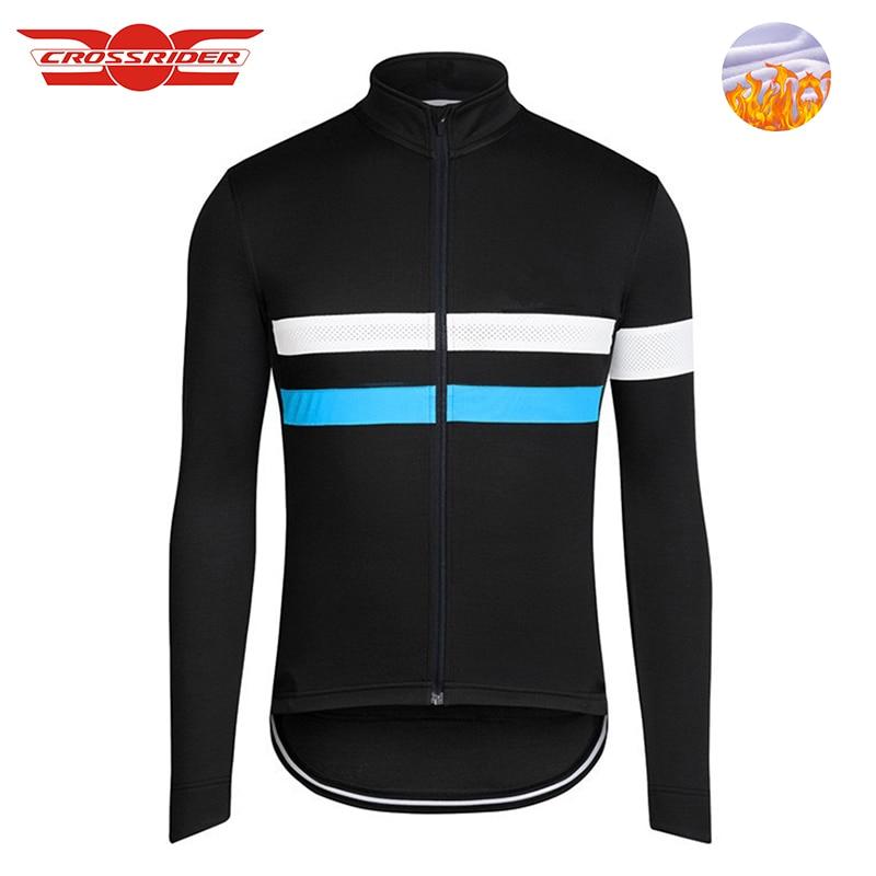Crossrider-Ropa De Ciclismo para hombre, Ropa De Ciclismo De montaña, Polar, térmica,...