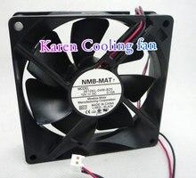 New Original NMB 9225 12V 0.12A 3610KL-04W-B20 2Wire Cooling Fan