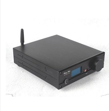 Decodificador de Audio estéreo ES9038Q2M Bluetooth 5,0 CSR8675 APTX HD XMOS-208 Decodificador USB DAC estéreo DSD512 con conector de auriculares