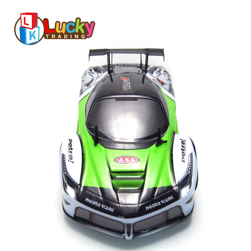 Professional High Speed 25km/h 1:10 Kids Simulation RC Car Toys Remote Control Racing Cars Wltoys uzaktan kumandali araba enlarge