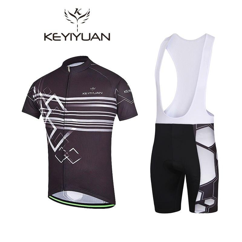 2018 camiseta de Ciclismo de Aura hexagonal keiyuan para hombres, ropa de ciclismo para ciclismo, camisas de manga corta para exteriores, nueva mtb corta