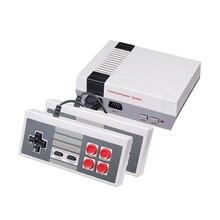 AV Mini rétro classique Console de jeu vidéo intégré 600/500 jeux 8 bits PAL & NTSC famille TV lecteur de poche Double manette