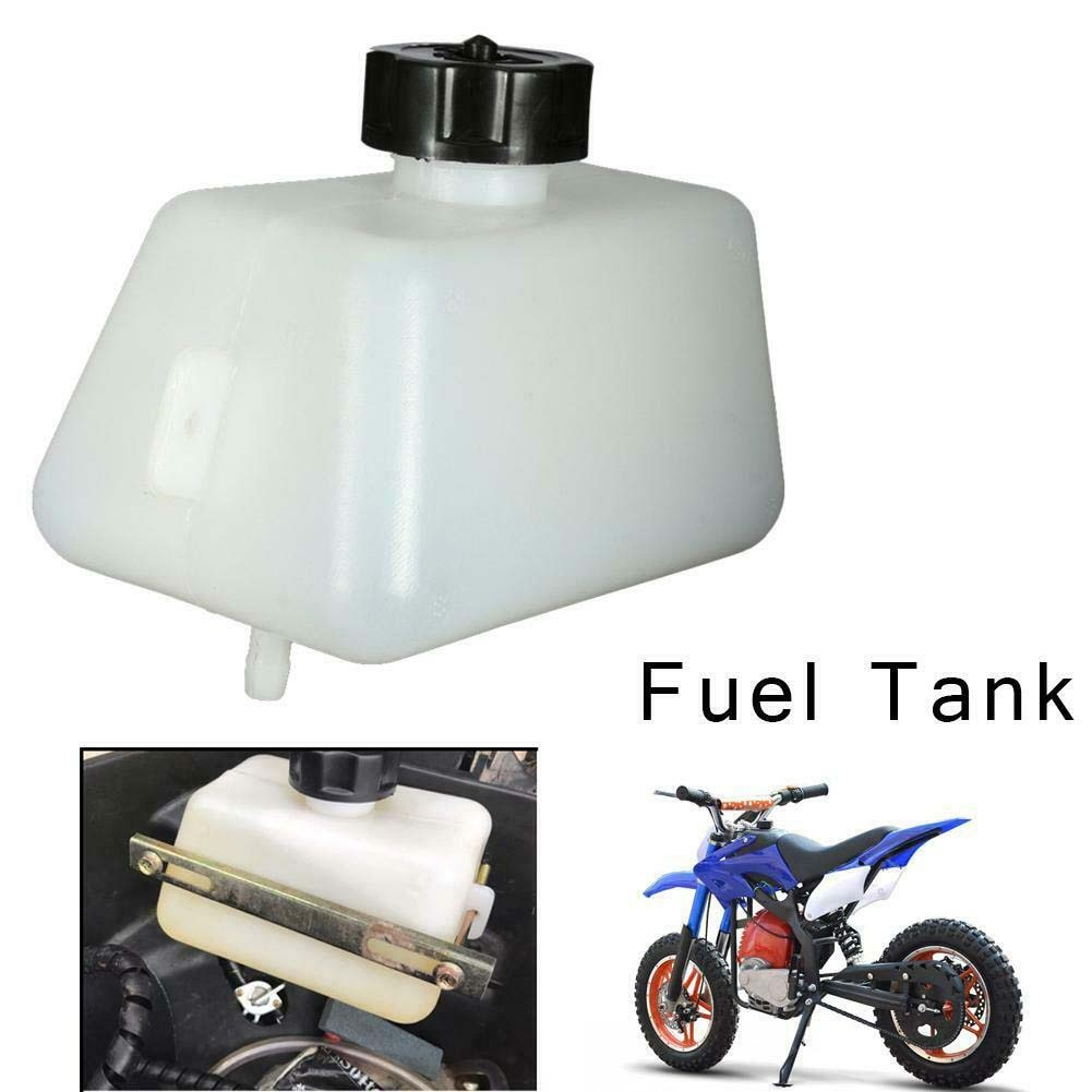 Мотоциклетный газовый бензиновый бак 43cc 47cc 49cc Мини карманный скутер Байк квадроцикл Бензобак Бесплатная доставка Совершенно новый