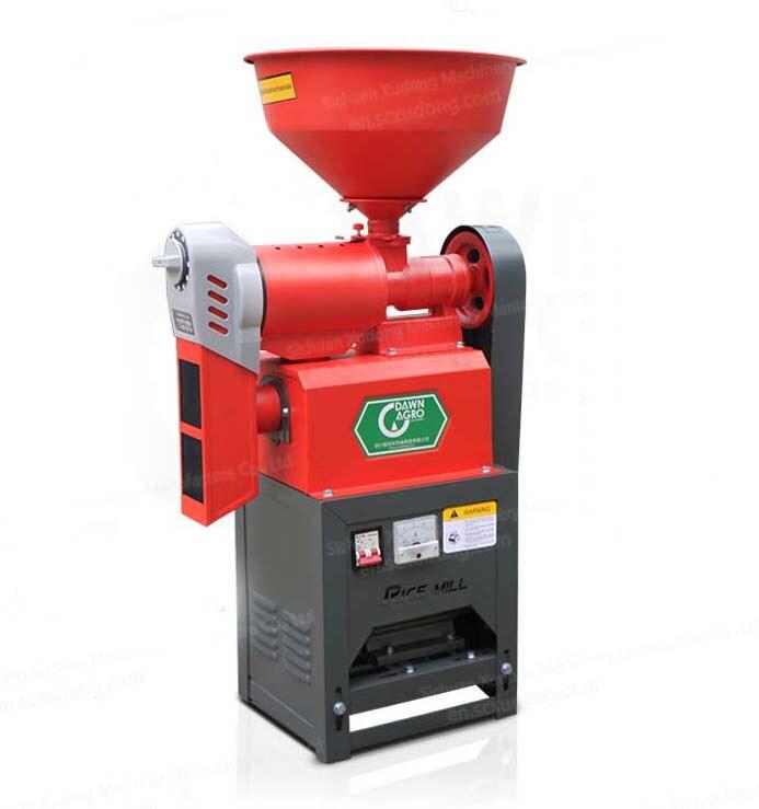 150 KG/hora Molino de arroz   descascarillador de arroz   pequeña máquina de molienda de arroz