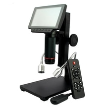 HDMI/AV microscoop lange object afstand digitale USB microscoop voor mobiele telefoon reparatie soldeerbout bga smt horloge