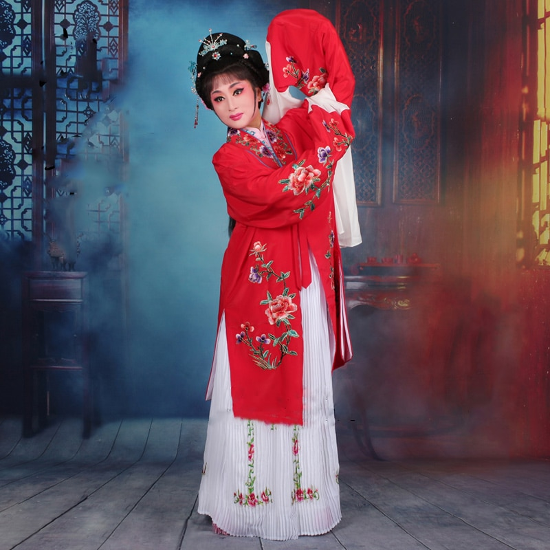 Новое поступление длинный рукав танцевальное нарядное платье кино и телевидение классический Театральный Костюм старинная Китайская одеж...