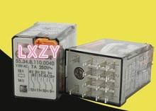 Original importado 55,34 55.34.8.110.0040 110VAC de relé