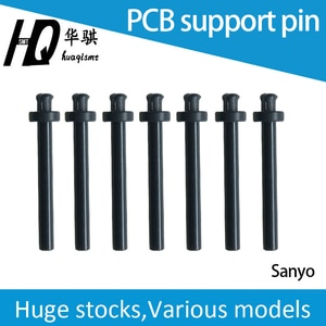 PCB support pin for Sanyo pick and place machine, magnetic pillar, SMT spare parts chip mounter 37MM 630 069 3607