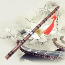 Flûte en bambou/Dizi en G Key dinstruments de musique à vent chinois enfichables à la main traditionnels