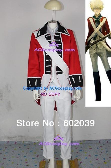 Axis Powers Hetalia Reino Unido Arthur Kirkland disfraz Cosplay acgcosplay