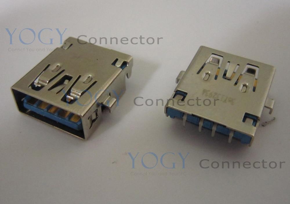 1 pçs usb 3.0 jack apto para acer chromebook c720 C720-2848,CB5-571-C9DH zrf série aspire v5 zhl V5-123-3634 série portátil