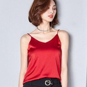 Высококачественная повседневная модная универсальная женская шифоновая рубашка J61732 с V-образным вырезом, сексуальная Базовая рубашка
