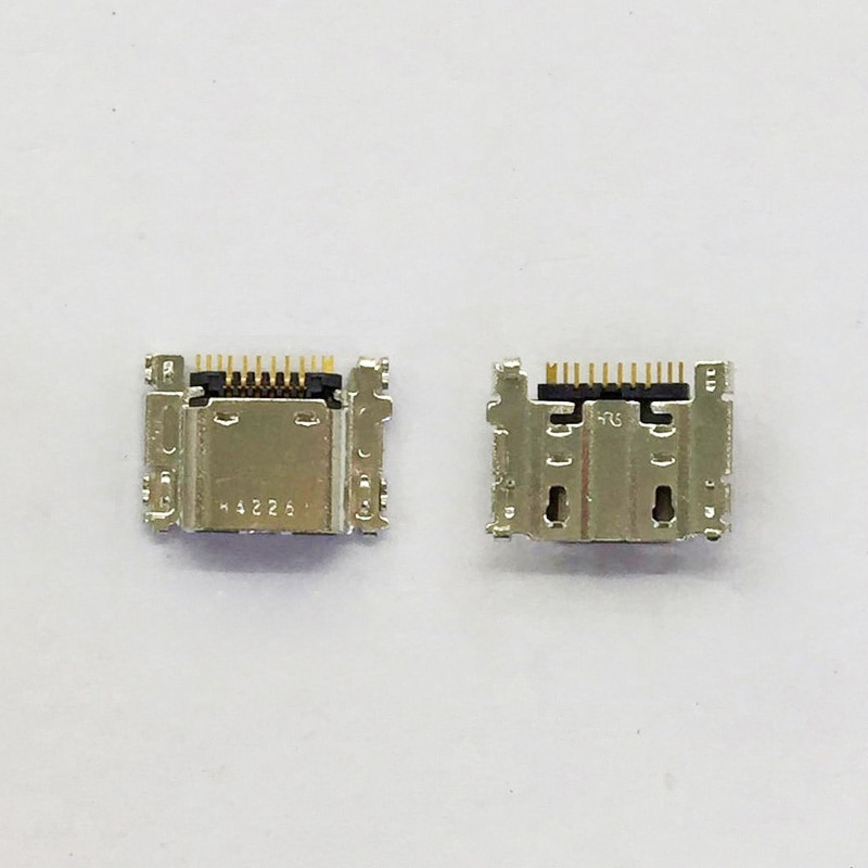 5 peças para samsung galaxy tab 10.1 t530 t531 t535 t520 t521 t525 p600 p601 p605 micro usb porto de carregamento conector plug dock