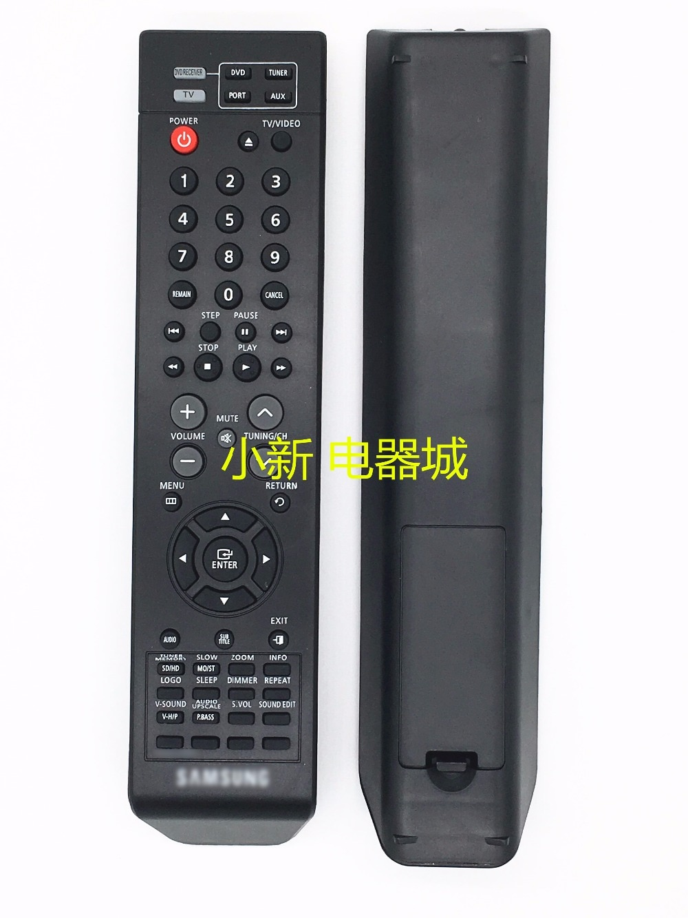 Remote Control For Samsung HT-Z510 HT-Z510T HT-Z510T/XAA AH59-01907S AH59-01907R HT-Z110 AH59-01907C ADVD Home Theater System