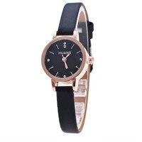 Minimalist Popular Simple Delicate Woman Ladies Watches Birthday Gifts relojes para mujer montre femme reloj mujer час наручны