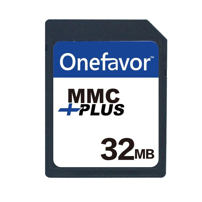 Onefavor 32 MB 64 MB MMC karta multimedialna 13 pinów