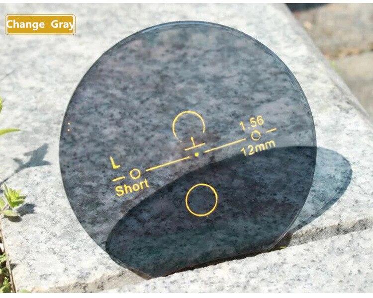 عدسات فوتوكرومية وداخلية متعددة البؤر 1.56 1.61 1.67 مؤشر مضاد للأشعة فوق البنفسجية مضاد للانعكاس لقصر النظر والقراءة
