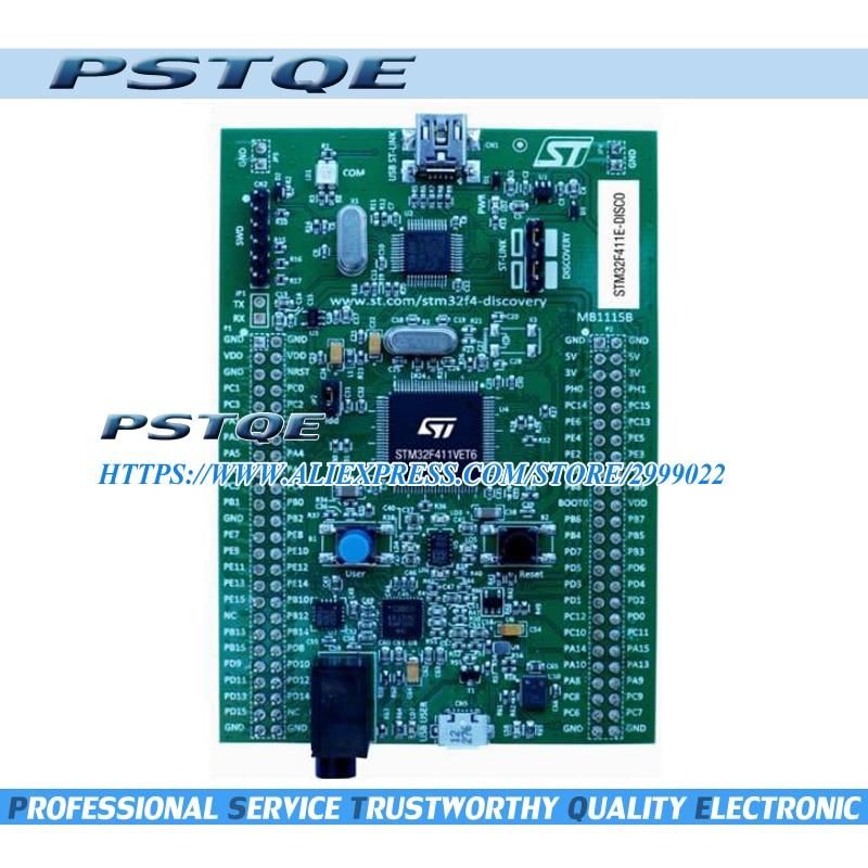 NEW Original  STM32F411E-DISCO 32F411EDISCOVERY  Discovery kit for STM32F411 line
