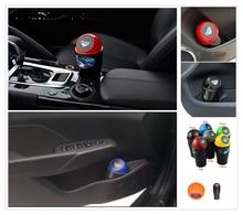 Poubelle de rangement multifonction pour BMW EfficientDynamics   Mini voiture créative E46 E39 E38 E90 E60