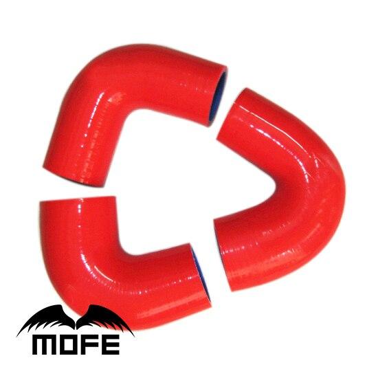 MOFE logotipo Original de silicona Turbo mangueras para Saab 9000 1988-2000 Azul Rojo rosa amarillo blanco negro naranja púrpura verde