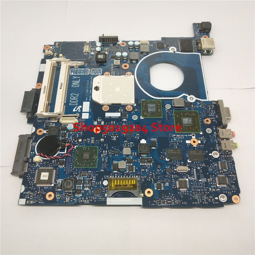 اللوحة لسامسونج NP-R453 R455 R403 اللوحة المحمول BA41-00969A BA41-00970A BA41-00971A DDR2 216-0707011
