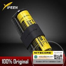 Оригинальный Nitecore F1 5V 1A USB Интеллектуальный палец литиевая батарея зарядное устройство Внешний внешний аккумулятор для 18650 10440 14500 16340 17335