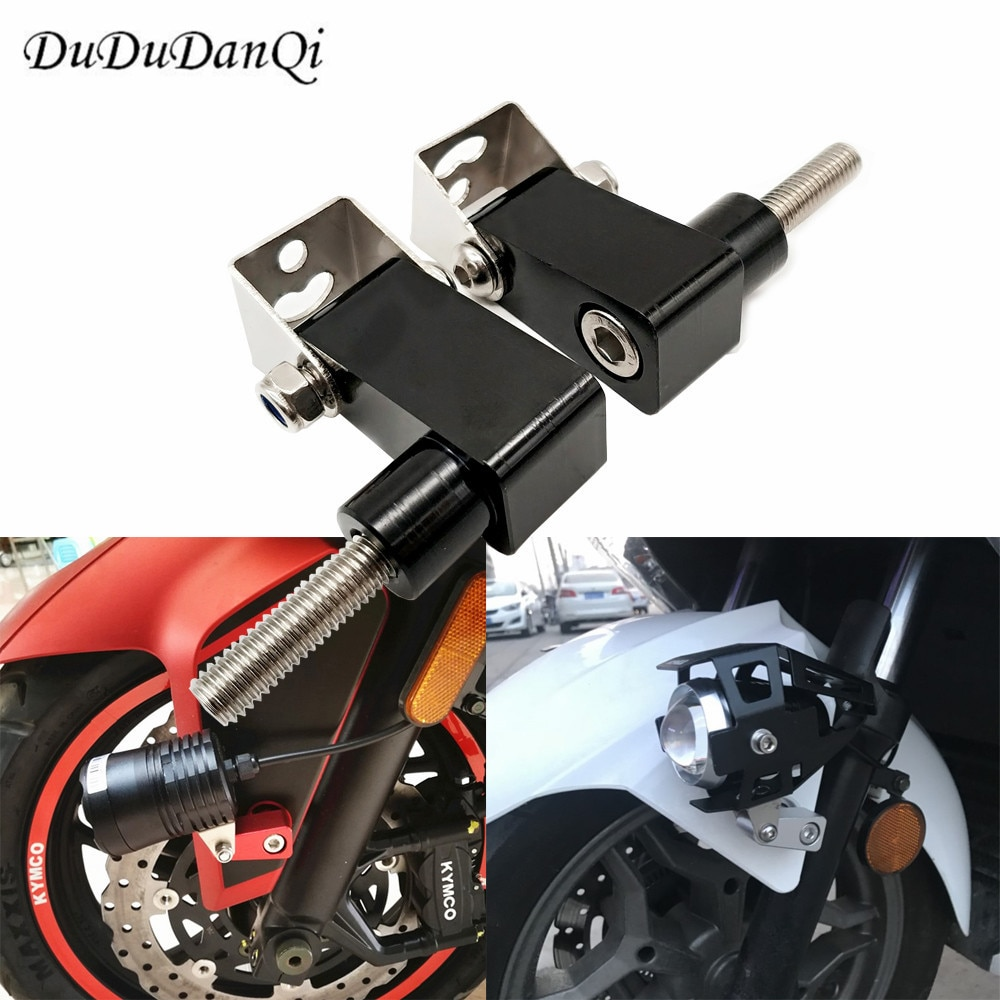 Motocicleta luz de nevoeiro suporte luz cabeça para honda xadv 750 X-adv750 cb400 vtec cb500f cb500x cb650f cbr650f cbr500