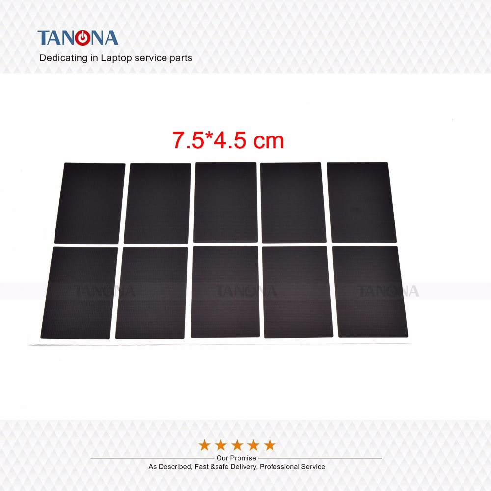 50 unids/lote nuevo Touchpad Clickpad Trackpad táctil etiqueta para Lenovo Thinkpad T410 T410I T420 T420I T420S T430 T430I