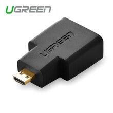 Ugreen convertisseur de câble connecteur plaqué or, adaptateur HDMI de haute qualité pour caméra TV HD