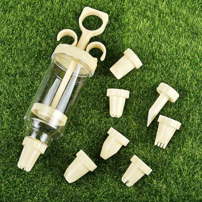 Инструменты для украшения торта Кондитерские наконечники для печенья пластиковый пистолет для крема DIY кондитерский шприц экструдер Кухонные гаджеты Кондитерские насадки