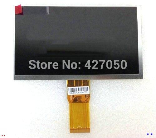 "¿Pantalla LCD de 7 ""Wexler? tab 7b TABLET CPT7D37DB XC070XY 1024*600 TFT LCD pantalla matriz Panel lente Módulo de visualización envío gratis"