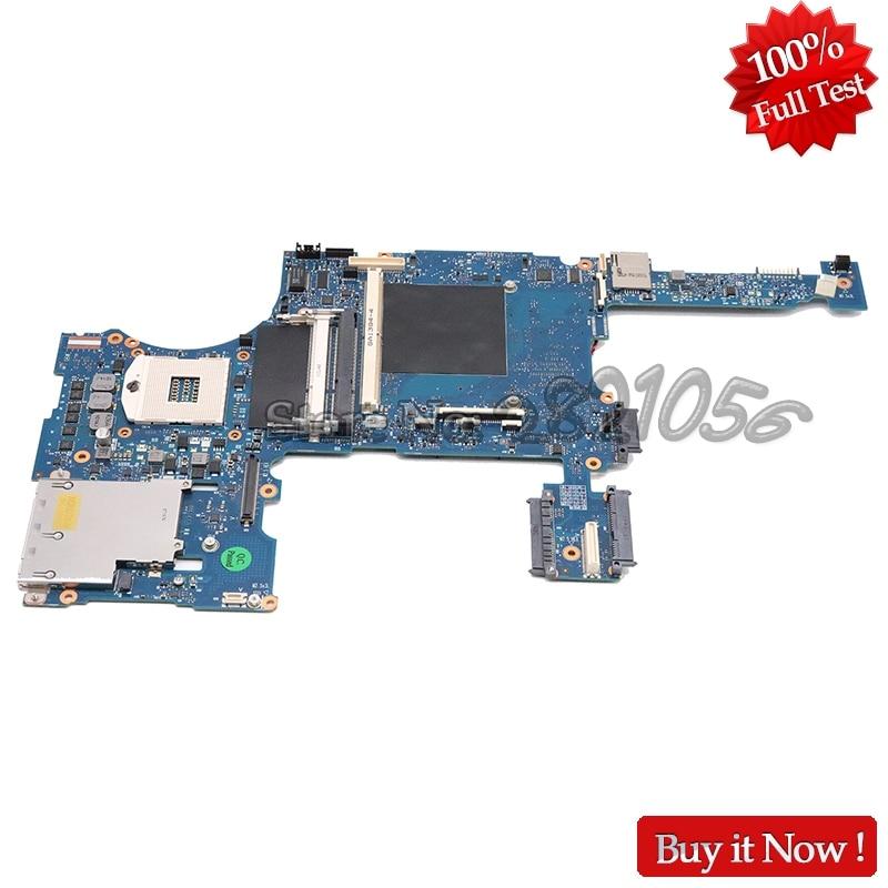 NOKOTION 652508-001 652509-001, placa base para portátil HP EliteBook 8760W, QM67 DDR3 con ranura para gráficos probada por completo