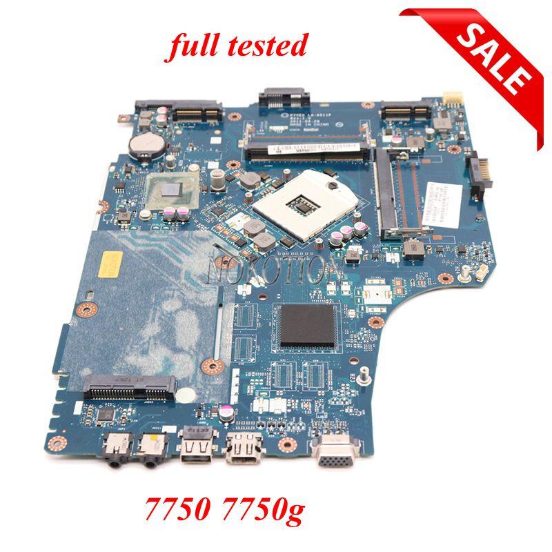 NOKOTION P7YE0 LA-6911P اللوحة لابتوب أيسر أسباير 7750 7750Z HM65 DDR3 MBRN802001 MB. RN802.001 الرئيسي مجلس يعمل