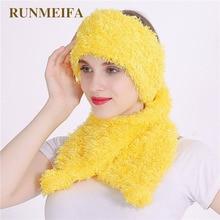 RUNMEIFA-foulard dhiver pour femme   Écharpe Snood magique multifonction châle, coiffe de plein air pour cadeau, nouvelle collection hiver
