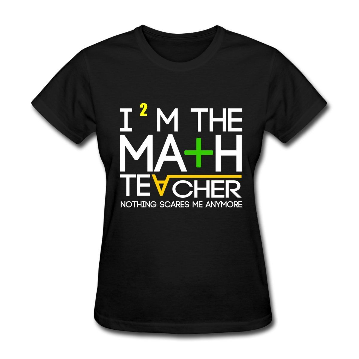Camiseta divertida con frase de profesor de matemáticas, camiseta de Fitness para mujeres, camisetas de culturismo para niñas, chándal divertido, ropa de Grunge para mujer