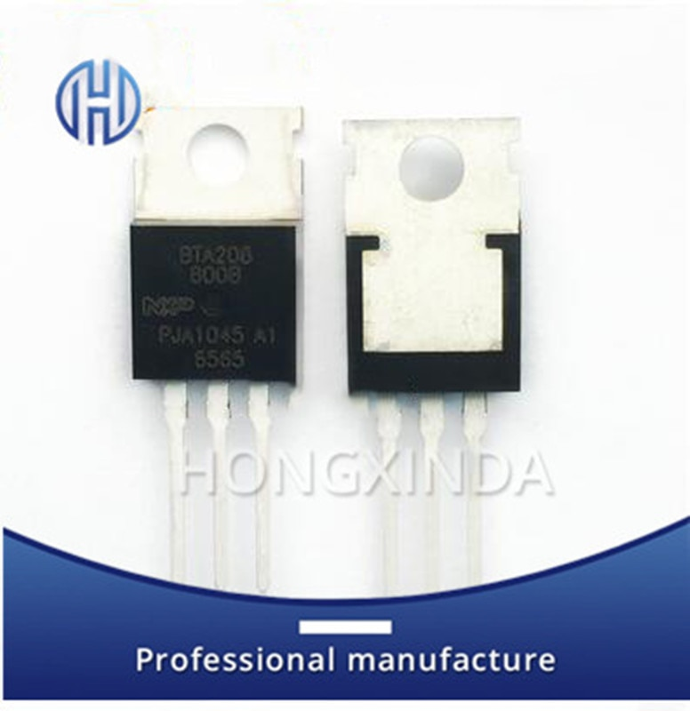 10 pcs BTA208-800B PARA-220